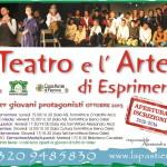 teatro arici 150x150 Tesero: BULLO BELLO DA SBALLO: L'ADOLESCENZA E I SUOI MITI