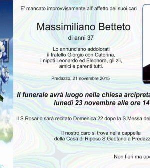 Betteto Massimiliano