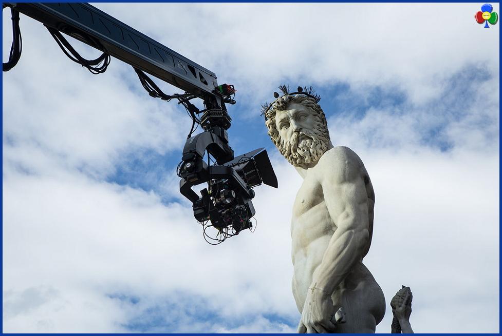 Firenze e gli Uffizi 3D 4K Firenze e gli Uffizi 3D/4K a Predazzo la Première Mondiale