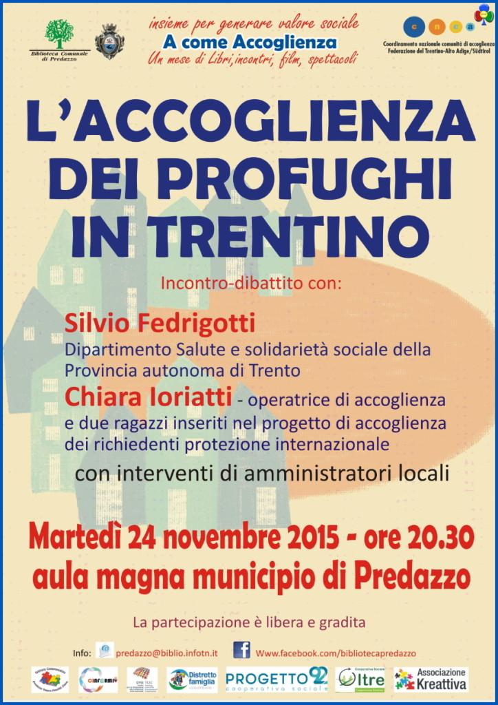 accoglienza profughi trentino predazzo 724x1024 Accoglienza dei Profughi in Trentino, dibattito a Predazzo