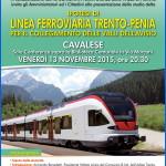 ferrovia trento penia 150x150 Trenino dellAvisio, Transdolomites apre un dibattito on line su PredazzoBlog