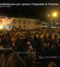 manifestazione ospedale fiemme 27.11.05 cavalese21