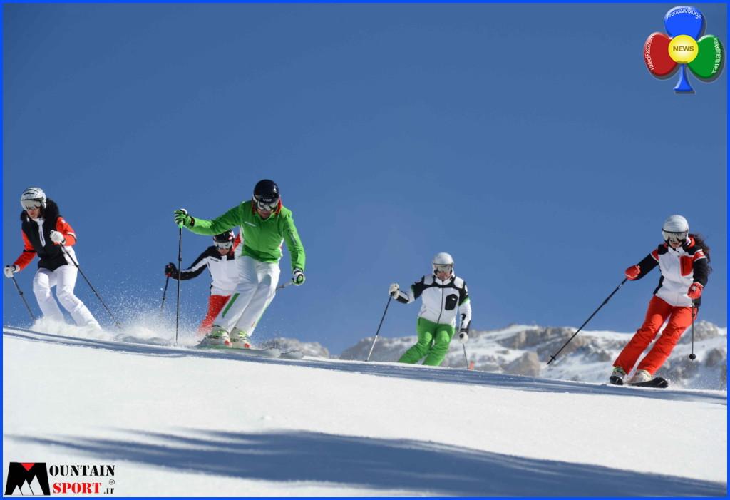 sciare fiemme1 1024x701 Impianti aperti Fiemme Obereggen, si scia da sabato 28.11