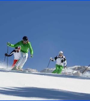 sciare fiemme
