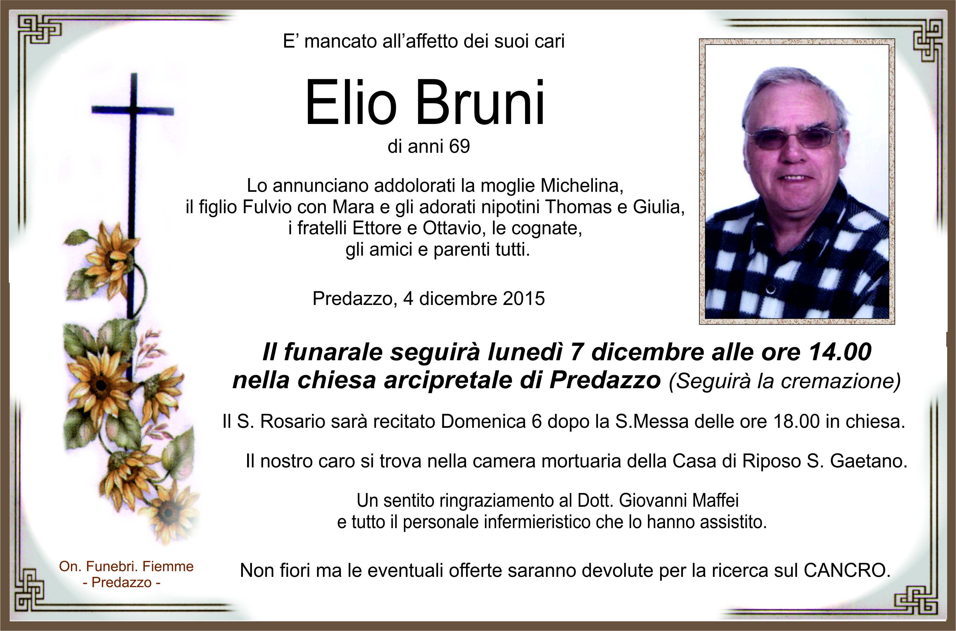Bruni Elio