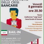 bail in banche 150x150 Sicurezza Alimentare, serata informativa a Tesero