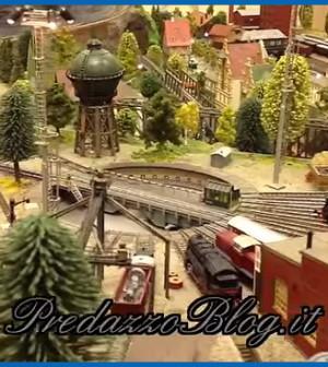 modellismo ferroviario predazzo 1