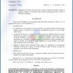 ordinanza divieto scoppio fuochi artificio e petardi comune di predazzo 150x150 Sono oltre 2000 i Comuni italiani che vietano i botti di capodanno