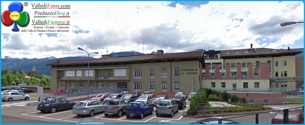 ospedale fiemme cavalese 1024x422 A settembre la riapertura del Punto Nascita di Cavalese