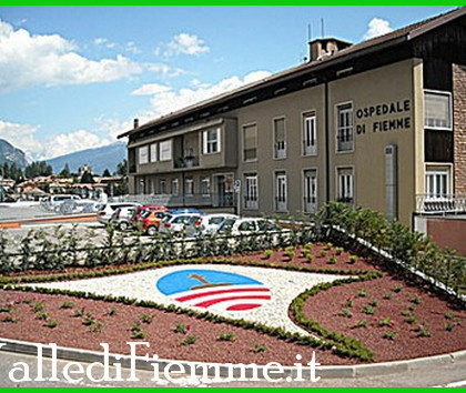 ospedale fiemme cavalese