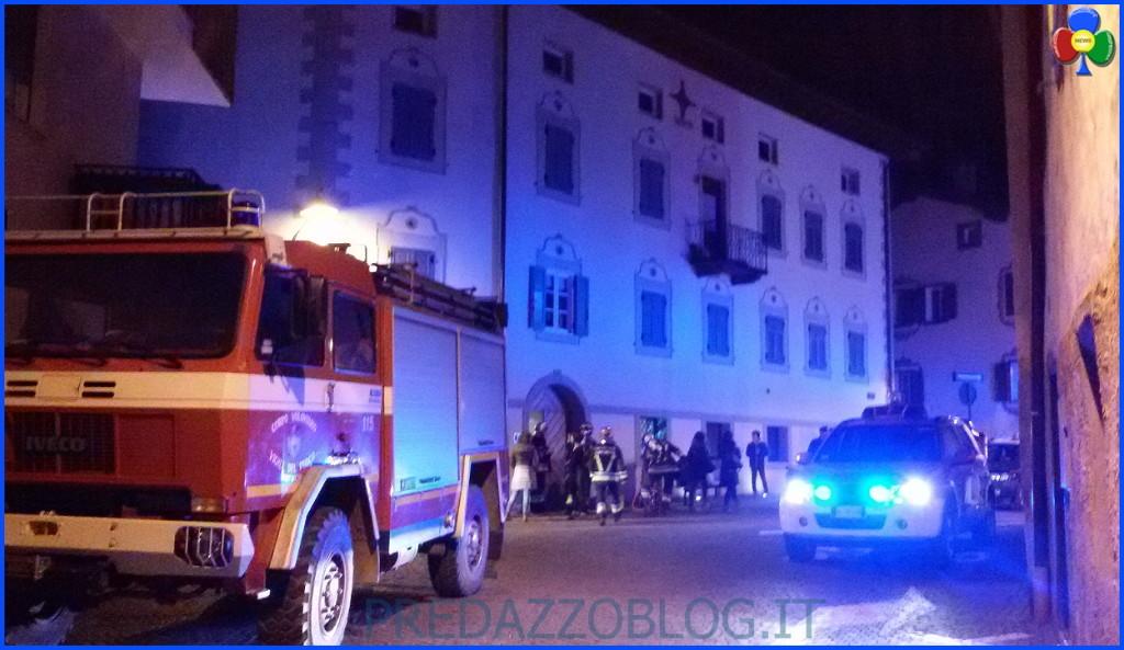 principio incendio casa pinzan predazzo 2 1024x593 Principio di incendio a Casa Pinzan