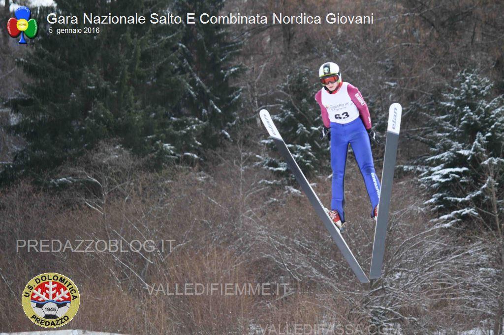 Gara Nazionale Salto E Combinata Giovani Dolomitica predazzo3 Svolte a Predazzo le Gare Nazionali di Salto e Combinata Nordica