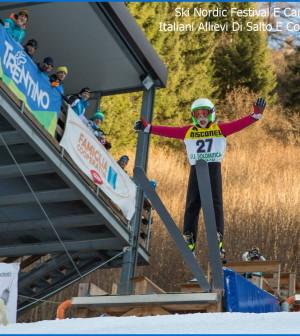 Ski Nordic Festival E Campionati Italiani Allievi Di Salto E Combinata