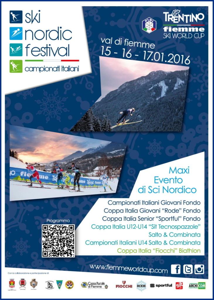 Ski Nordic Festival Fiemme 2016 730x1024 Ski Nordic Festival e Campionati Italiani Allievi di Salto e Combinata