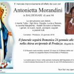 antonietta morandini 150x150 Bellamonte, necrologio Luigi Varesco