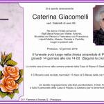 caterina giacomelli 150x150 Necrologio, Luigi Gabrielli (Gino Mezaval)