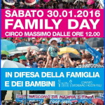 family day 2016 150x150 La legge Cirinnà al voto tra Family Day e gender