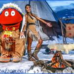 gabibbo e paperissima in valle di fiemme 150x150 Ski Center Latemar, aperta la sciovia Pala di Santa