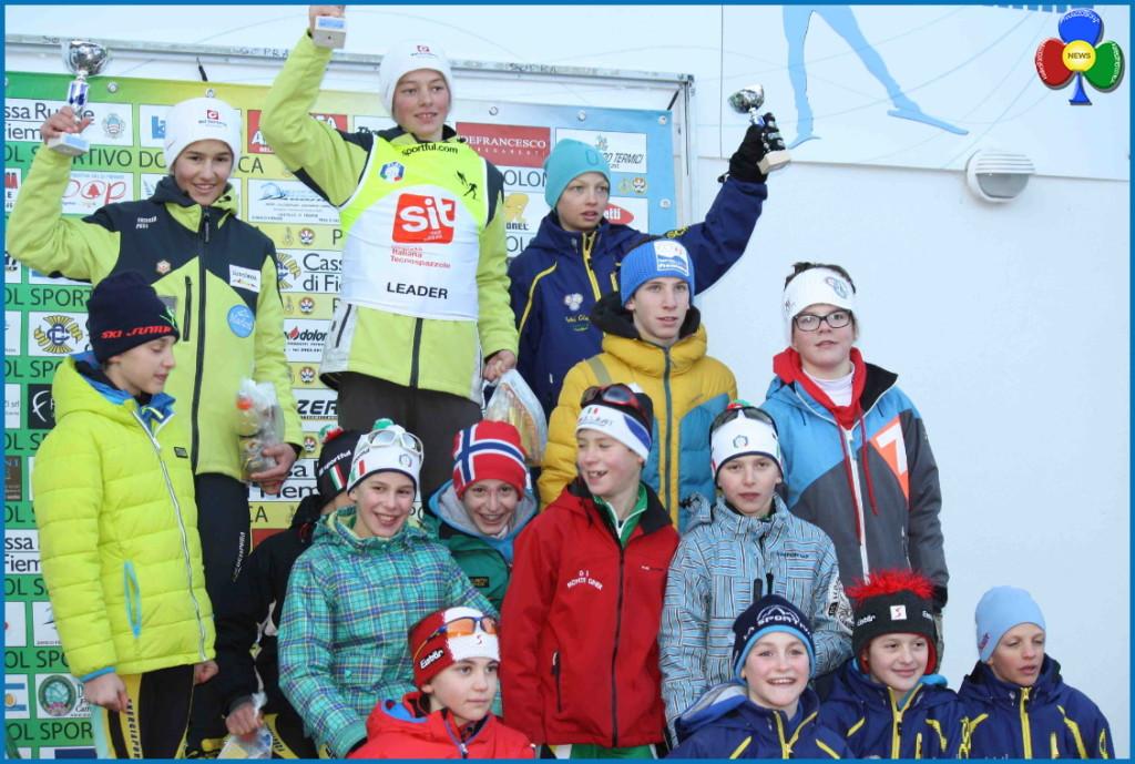italiani salto e combinata gennaio 2016 dolomitica predazzo 1 1024x689 Svolte a Predazzo le Gare Nazionali di Salto e Combinata Nordica