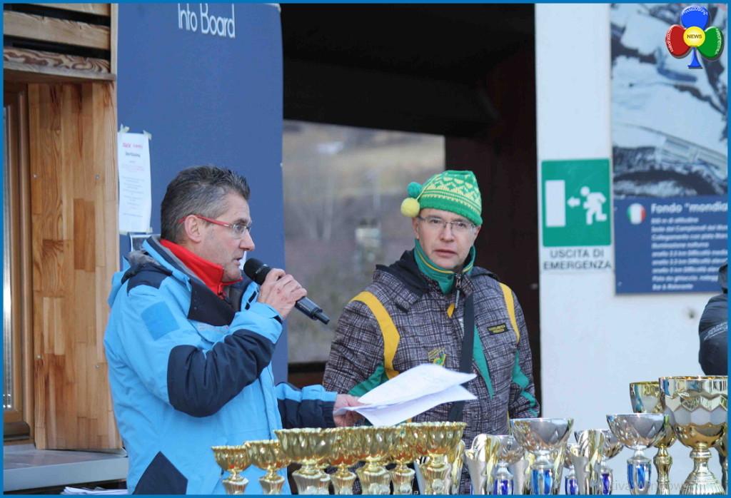 italiani salto e combinata gennaio 2016 dolomitica predazzo 1024x698 Svolte a Predazzo le Gare Nazionali di Salto e Combinata Nordica