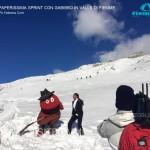 paperissima sprint con gabibbo in valle di fiemme3 150x150 Il Gabibbo di Paperissima allo Ski Center Latemar