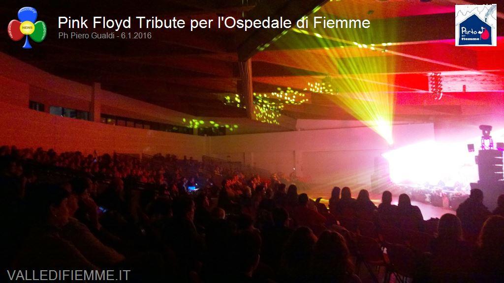 pink floyd tribute per ospedale fiemme gennaio 20163  in 600 al Pink Floyd Tribute per l'Ospedale di Cavalese