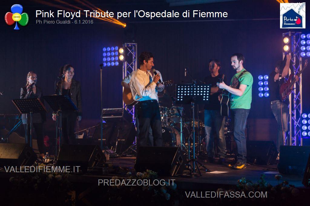 pink floyd tribute per ospedale fiemme gennaio 20167  in 600 al Pink Floyd Tribute per l'Ospedale di Cavalese