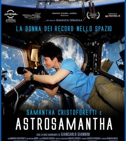 astrosamantha film samantha cristoforetti
