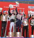 coppa del mondo combinata nordica 2016 fiemme podio