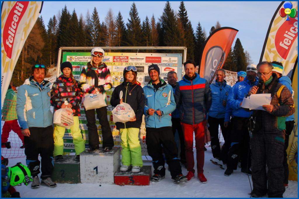 gare sci alpino e snowboard a castelir 2016 1 1024x684 90 ragazzi alle gare Sci Alpino e Snowboard della Dolomitica