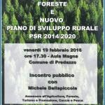serata settore foreste 2016 150x150 Folto pubblico alla serata sul Biogas di Predazzo   Audio Live