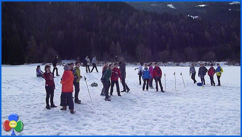 100 classi in montagna predazzo Progetto 100 classi in montagna: sport e movimento in quota