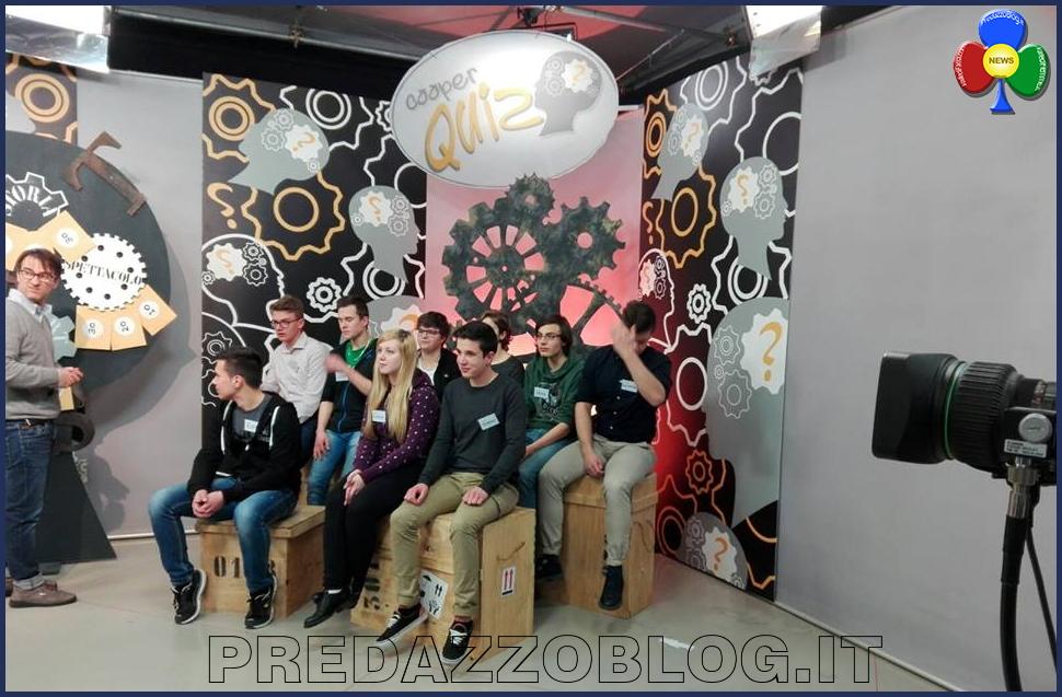 Cooperquiz 2016 predazzo 1 Gli studenti de La Rosa Bianca di Predazzo a Cooperquiz 2016