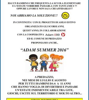 adam summer 2016 predazzo