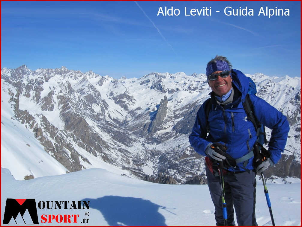 """aldo leviti guida alpina Allalpinista Aldo Leviti il """"Chiodo d'Oro"""" Sosat 2018"""