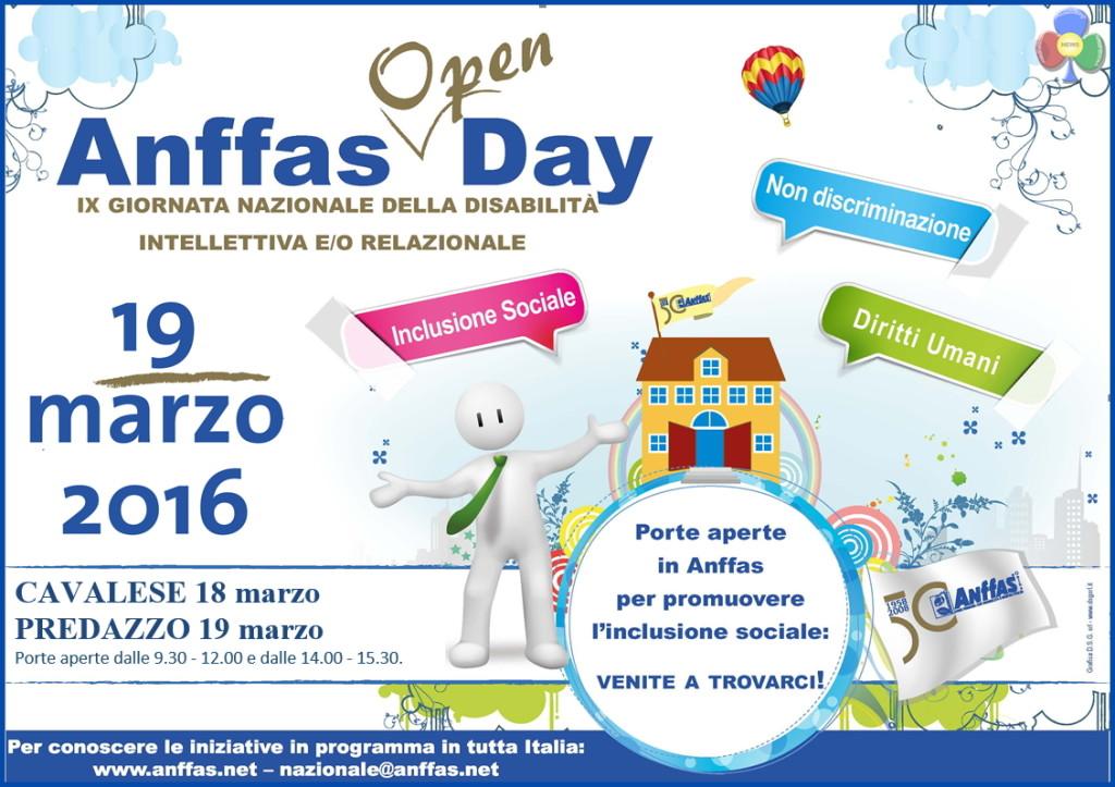 anffas day 2016 1024x723 Anffas Day 2016 porte aperte a Predazzo e Cavalese