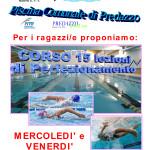 dolomitica nuoto corso ragazzi perfezionamento corretto 150x150 Noi Ci Siamo serata dibattito sui trampolini di Predazzo con la Dolomitica