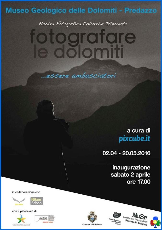 fotografare le dolomiti muse predazzo Fotografare le Dolomiti, mostra al Museo Geologico di Predazzo