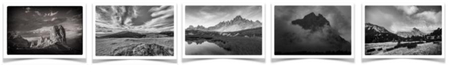 mostra fotografare le dolomiti predazzo muse 1 Fotografare le Dolomiti, mostra al Museo Geologico di Predazzo