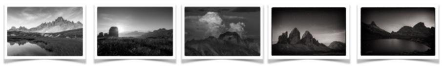 mostra fotografare le dolomiti predazzo muse Fotografare le Dolomiti, mostra al Museo Geologico di Predazzo