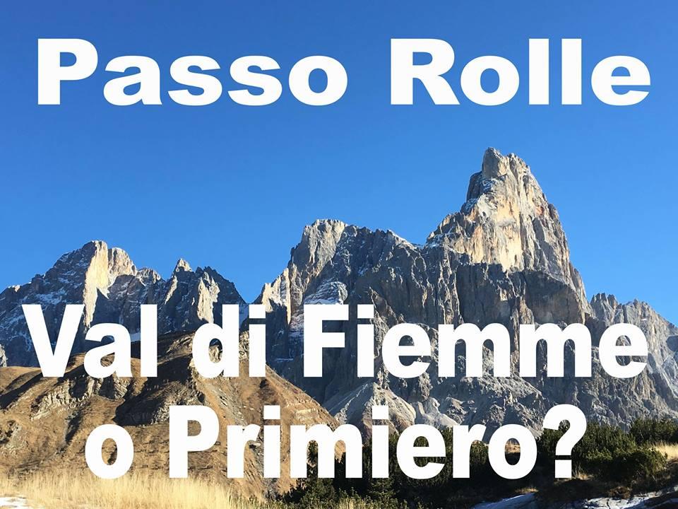 passo rolle fiemme Passo Rolle alla Val di Fiemme, petizione su Change.org