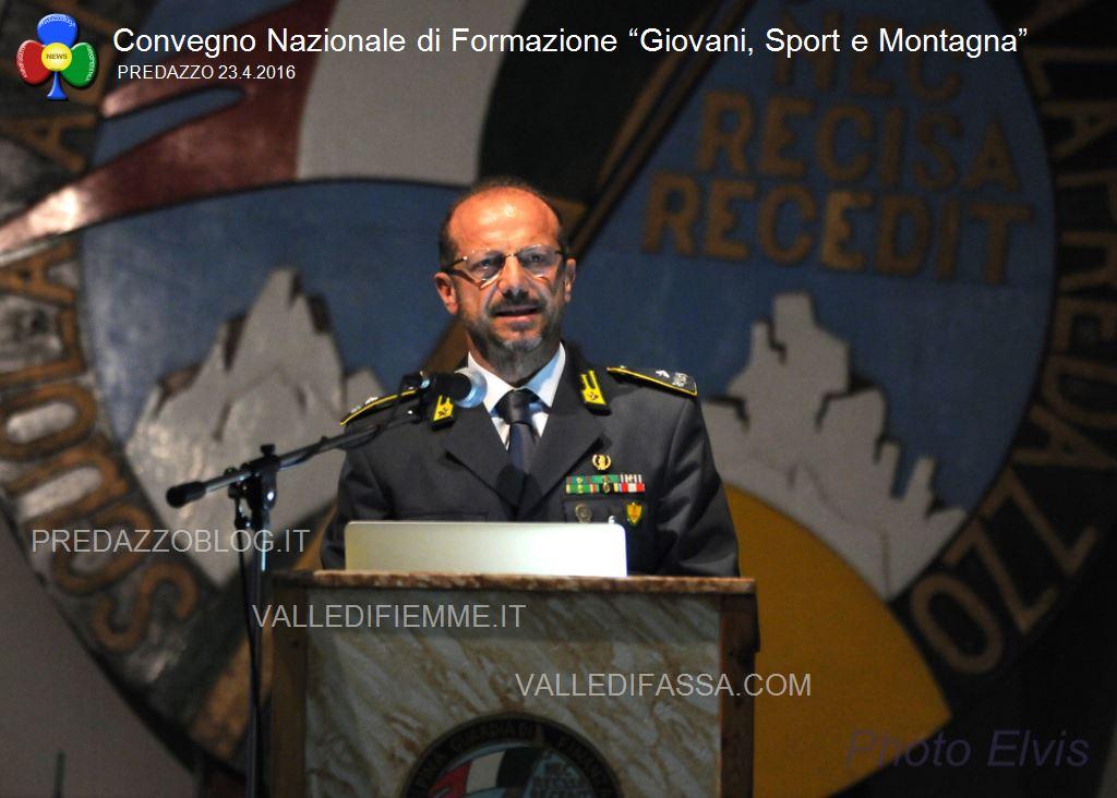 """Convegno Nazionale di Formazione Giovani Sport e Montagna predazzo2 Convegno Nazionale di Formazione """"Giovani, Sport e Montagna"""""""
