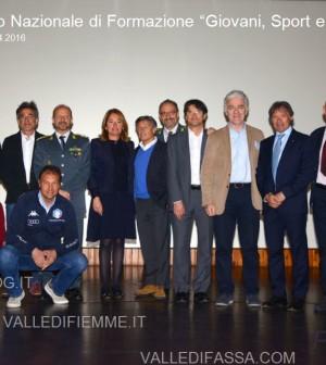 Convegno Nazionale di Formazione Giovani, Sport e Montagna predazzo5