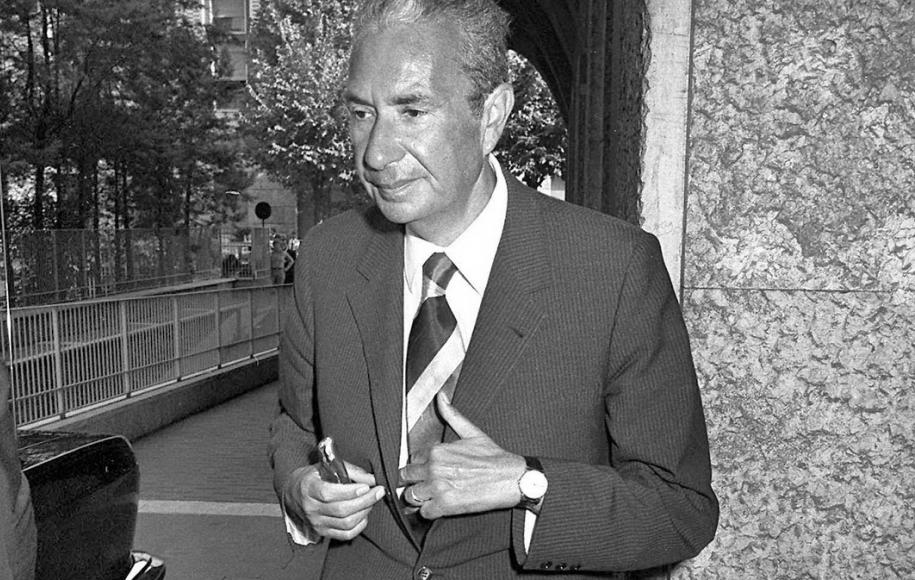 aldo moro 1 Sarà dedicata ad Aldo Moro la Sala Convegni di Bellamonte