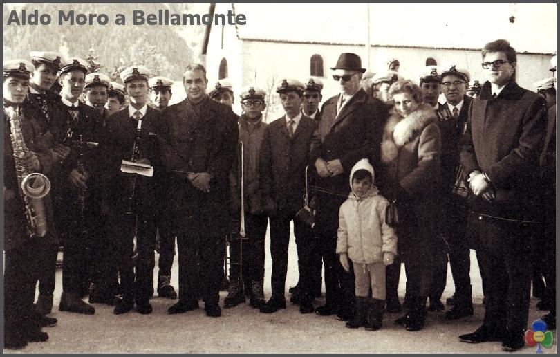 aldo moro a bellamonte Sarà dedicata ad Aldo Moro la Sala Convegni di Bellamonte