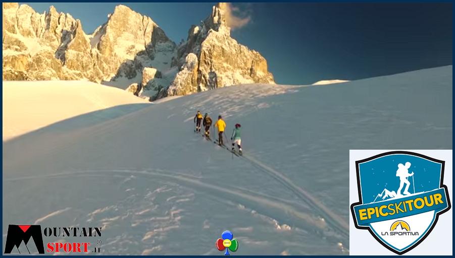 epic ski tour la sportiva Lettera di Alfredo Paluselli sul progetto La Sportiva Outdoor Paradise