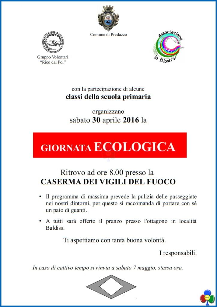 giornata ecologica 2016 predazzo 724x1024 Giornata Ecologica 2016 a Predazzo