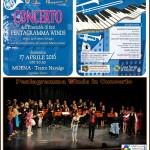 pentagramma winds concerto aprile 2016 moena 150x150 Note di Mezza Estate, concerto con le Note Blù