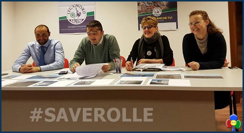 presentazione firme raccolte al Rolle 8.4.20161 #SaveRolle depositate le firme per il passaggio al Comune di Predazzo