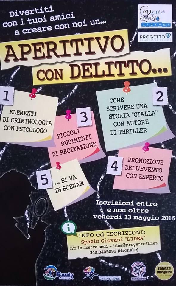 aperitivo con delitto giovani idea fiemme Trofeo Pallapuffa 2016 a Predazzo